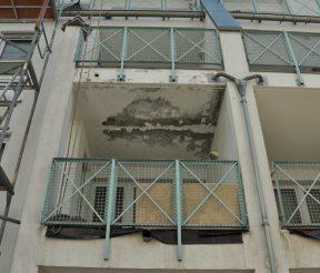 Balkonsanierung Trawny