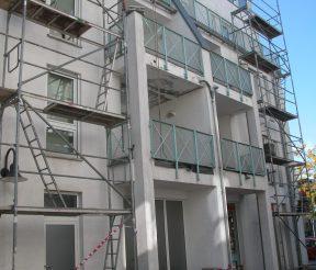 Sanierung Wohnhaus Feuchteschutz Trawny