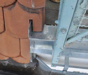 Nach Sanierung Dachterrasse