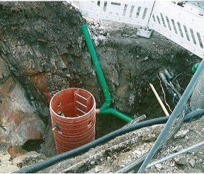 Druckleitung Trawny Baugutachten