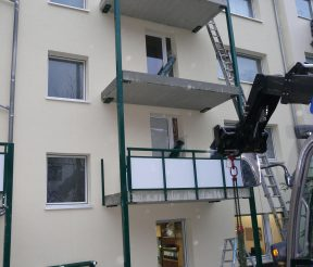Frohn6 Altbau trawny Balkon