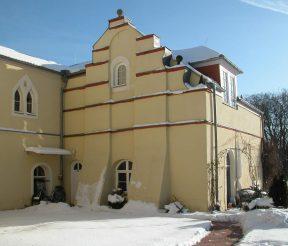 Bauphysik Schloss