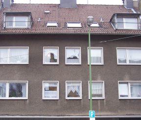 Fassadensanierung Waermedaemmung
